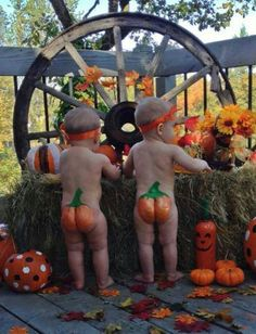 Cute photo idea for baby