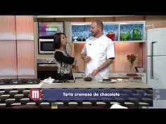 Mulheres - Torta Cremosa de Chocolate (05/08/14) - YouTube