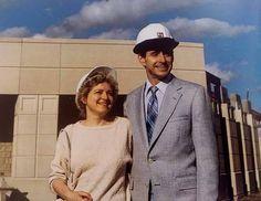 ★ Neutral Grey ★ Sri Harold Klemp and his wife, Joan ... [[Eckankar]] ♥ https://www.facebook.com/permalink.php?story_fbid=10205663275015547&id=1664554054