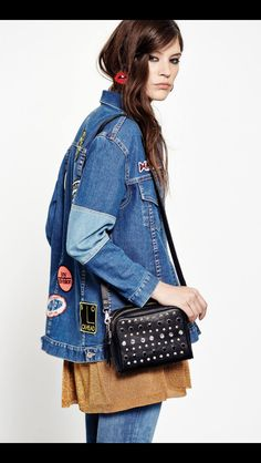 Aynot (L) Denim, How To Make, Jackets, Fashion Design, Buenos Aires Argentina, Down Jackets, Jacket, Jeans Pants, Suit Jackets