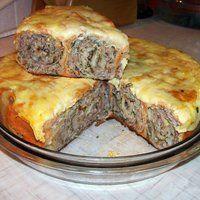 Мясной пирог, затмивший даже чебуреки
