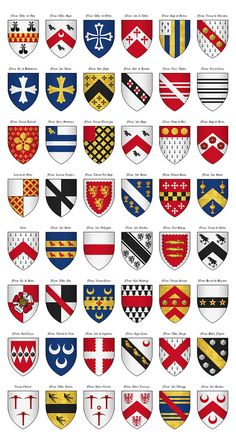 640px-The_Surrey_Roll_of_Arms_(aka_Willement's_Roll)_-_Shields_266-313.jpg (640×1192)