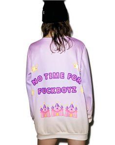 Cuties Only Kingdom Sweatshirt
