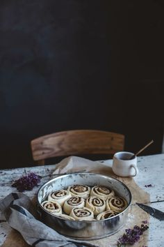 Our Food Stories // gluten-free cinnamon rolls