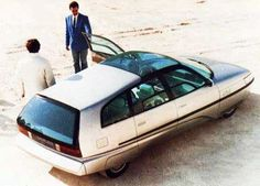 1986 Citroën Eole