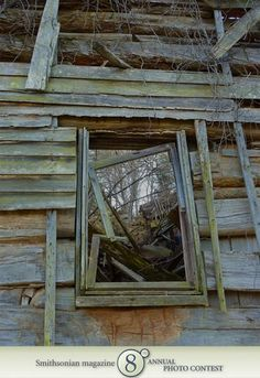 "Photo of the Day: January 06, 2012: ""Ruins of Great Grandparents Farmhouse."" Taken by L. Victoria Brydon (Houston, TX). Photographed March 2010, Shenandoah Valley, VA."