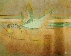 Paul Klee Butterfly by ~sakurab on deviantART