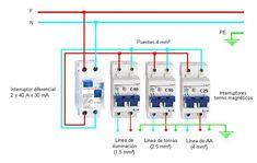 [Solucionado] - necesito hacer una instalacion electrica en una cabaña - Electricidad domiciliaria - YoReparo