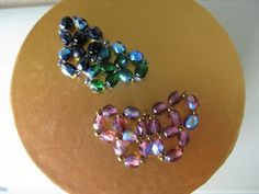 My Daily Bead: How to make a Butterfly with Beads