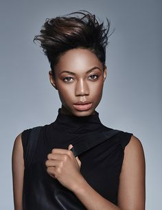 Looking for short hair inspiration? This swept up quiff has high shine to give a cool, chic finish. From Francesco Group's 2016 Collection. Anthony Grant, Corte Bob, Short Styles, Afro Hairstyles, Pixie Cut, Hairdresser, New Hair, Hair Inspiration, Pixies