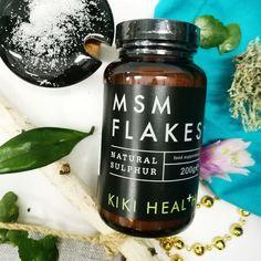 Siarka organiczna MSM, doskonały suplement na zdrowe stawy i długą młodość. Container, Food, Essen, Meals, Yemek, Eten