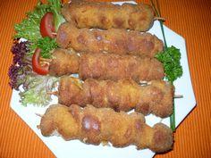Tandoori Chicken, Sausage, Pork, Meat, Cooking, Ethnic Recipes, Halloween, Kale Stir Fry, Kitchen