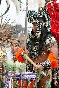 Aztec Costumes | Aztec Dance | Flickr - Photo Sharing!