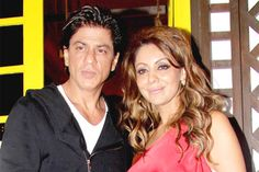 Gauri Khan has left for Goa, along with Shah Rukh Khan and AbRam, and a host of other Bollywood celebrities, for the launch of Sachiin Joshi's Planet Hollywood Beach Resort