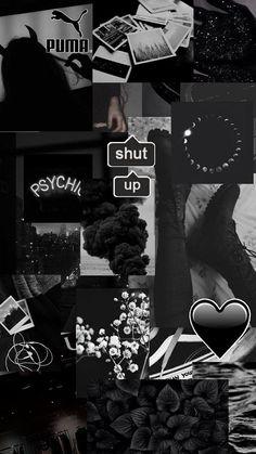 Retro Wallpaper Iphone, Bad Girl Wallpaper, Sad Wallpaper, Trippy Wallpaper, Iphone Wallpaper Tumblr Aesthetic, Black Aesthetic Wallpaper, Purple Wallpaper, Iphone Background Wallpaper, Galaxy Wallpaper