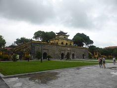 À Hanoi Citadel