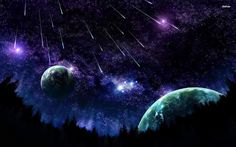 """Night Sky"""" 367333 - is one of the top wallpapers in the Nature category. Description from 10-themes.com. I searched for this on bing.com/images"""