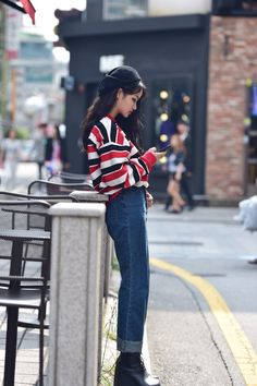 Official Korean Fashion : Korean Ulzzang Fashion
