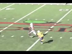 Every football fan needs to watch this!!! Best trick play EVER!!!!!