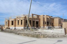 Decrease in price for new ground-related housing in the GTA in October.