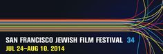 San Francisco Jewish Film Festival July 24 - August 10 San Francisco, CA Founded in 1980 as the first entirely Jewish-themed film festival, SFJFF remains the world's largest. Its principal annual event opens with a late-July week at San Francisco's historic Castro Theatre and then moves to consecutive runs in the East Bay, down the Peninsula and north to Marin.
