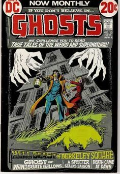 Ghosts #10 (Issue)
