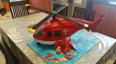 Blade Ranger birthday cake