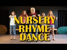 Nursery Rhyme Dance is from the award-winning CD, #1 Best Kid's Songs!  In this fun dance Humpty Dumpty comes back to life with the help of Little Bo Beep. Then other popular nursery rhyme characters join in on this lively, fun dance!