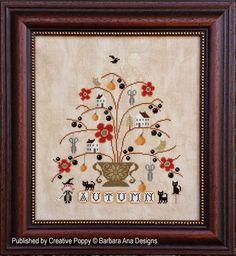 Barbara Ana Designs - Autumn Sampler
