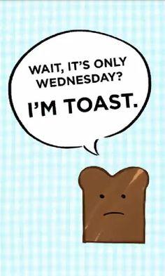 Yep...it's Wednesday..