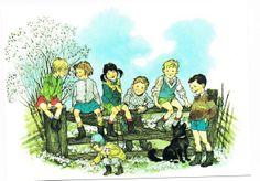 Kinder aus Bullerbü: Ilon Wikland