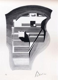 Tadao Ando - dessin d'architecture