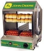 deere popcorn machine