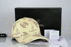 48cdc48b4c3 Casquette Chanel 0013 - www.vendrecasquette.com