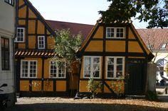 Fåborg, Fyn. Delightful town.