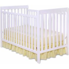 Delta Children's Products Waves 3-in-1 Fixed-Side Crib (Your Choice of Finish)