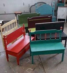 diy twin headboard bench with storage, outdoor furniture, repurposing upcycling, storage ideas, woodworking projects Old Furniture, Refurbished Furniture, Repurposed Furniture, Furniture Projects, Furniture Making, Furniture Makeover, Painted Furniture, Outdoor Furniture, Bedroom Furniture