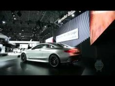 Mercedes-Benz S63 AMG 4MATIC Coupe - 2014 New York Auto Show