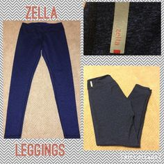 Listing Zella Leggings Measurements are in photos. Normal wash wear, no flaws. C3  Ask about a bundle discount on all items that are not ⏰Flash Sale items! I ship everyday. I always package safely. If I run out of boxes, I will use priority bags over a polymailer bag. If you prefer to only receive this great item in a box, please let me know! Thanks! Zella Pants Leggings