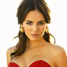 Camilla Belle. The most gorgeous creature EVER.