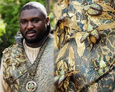 Xaro Xhoan Daxos, Season 2: Qartheen fashion is one of the more lavish styles we see within the series. Description from smatterist.com. I…