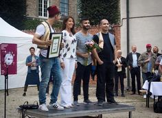 8/23/16*Princess Marie and Prince Joachim at the Copenhagen Cooking and Food Festival