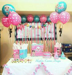 Lol Surprise Birthday Party. Lol Surprise Cake. Lol Surprise Bags.