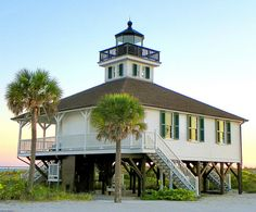 BOCA GRANDE LIGHTHOUSE, Florida. Flickr.