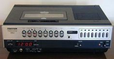 First video recorder