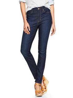 Gap 1969 High Rise Skinny Jeans