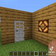 Minecraft Mansion, Easy Minecraft Houses, Minecraft House Tutorials, Minecraft Room, Minecraft House Designs, Amazing Minecraft, Minecraft Tutorial, Minecraft Creations, Minecraft Furniture