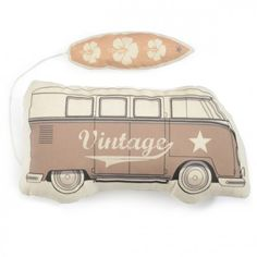 Combi VW Sable - coussin musical