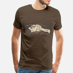 Design All Day at Spreadshirt ✓ Trendy designs on different products ✓ T-shirts hoodies & accessories in many colours ✓ Order your favourite design from Design All Day! Mens Tees, Steampunk, Hoodies, T Shirt, Tops, Design, Fashion, Supreme T Shirt, Moda