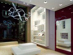 Hirshleifer's Shoe Store Design in New York